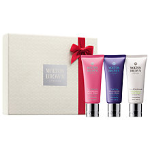 Buy Molton Brown The Hand Cream Gift Set, 3 x 40ml Online at johnlewis.com