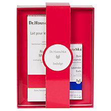 Buy Dr Hauschka Indulge Bath & Body Gift Set Online at johnlewis.com
