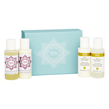 Buy REN Bath & Body Mini Gift Set, 4 x 50ml Online at johnlewis.com