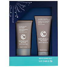 Buy Liz Earle Men's Shaving Duo Online at johnlewis.com