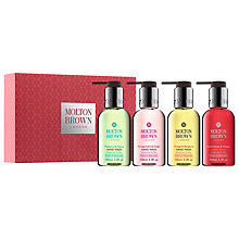 Buy Molton Brown The Helping Hands Gift Set, 4 x 100ml Online at johnlewis.com