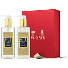 Buy Floris Cefiro Hand Duo Gift Set, 2 x 250ml Online at johnlewis.com