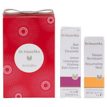 Buy Dr Hauschka Revitalise Bath and Skincare Mini Duo Online at johnlewis.com