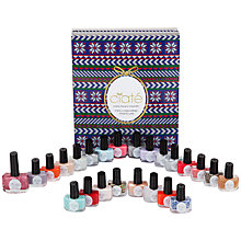 Buy Ciaté Mini Nail Lacquer Advent Calendar Gift Set Online at johnlewis.com