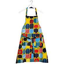 Buy Marimekko Kompotti Apron Online at johnlewis.com