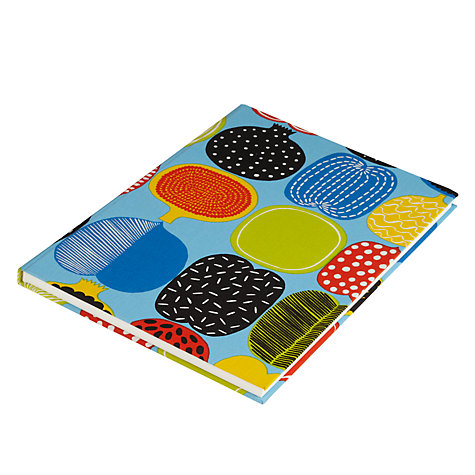 Buy Marimekko Kompotti A4 Notebook Online at johnlewis.com