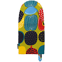 Buy Marimekko Kompotti Oven Mitt, Red Online at johnlewis.com
