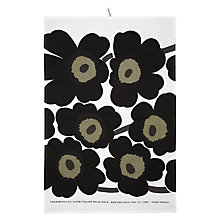 Buy Marimekko Unikko Teatowels, Set of 2 Online at johnlewis.com
