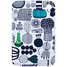 Buy Marimekko Puutarhurin Chopping Board Online at johnlewis.com