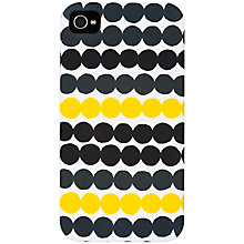 Buy Marimekko Rasymatto iPhone 4 Cover Online at johnlewis.com