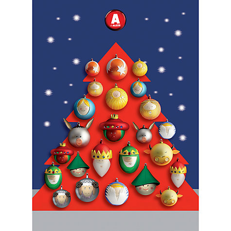 Buy Alessi Asinello Christmas Bauble Decoration Online at johnlewis.com