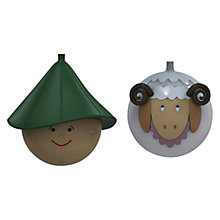 Buy Alessi Pastorella e Pecorillo Christmas Bauble Online at johnlewis.com
