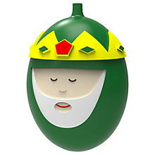 Buy Alessi Melchiorre Christmas Bauble Decoration Online at johnlewis.com