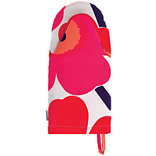 Buy Marimekko Unikko Oven Mitt Online at johnlewis.com