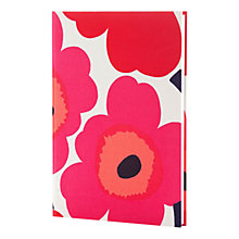 Buy Marimekko Unikko A5 Notebook Online at johnlewis.com