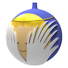 Buy Alessi Angioletto Christmas Bauble Online at johnlewis.com