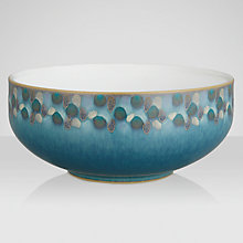 Buy Denby Azure Coast Shell Cereal Bowl Online at johnlewis.com