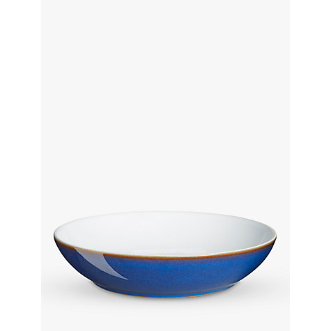 Buy Denby Imperial Blue Pasta Bowl Online at johnlewis.com