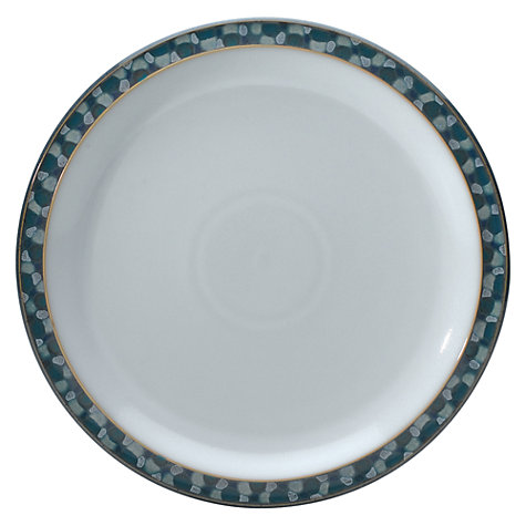 Buy Denby Azure Coast Dinner Plate, Dia.27cm Online at johnlewis.com