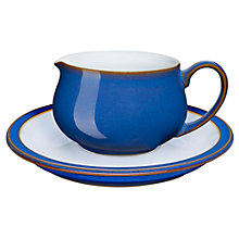 Buy Denby Imperial Blue Sauceboat Stand Online at johnlewis.com