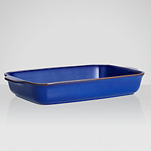 Buy Denby Imperial Blue Serving Dish Online at johnlewis.com