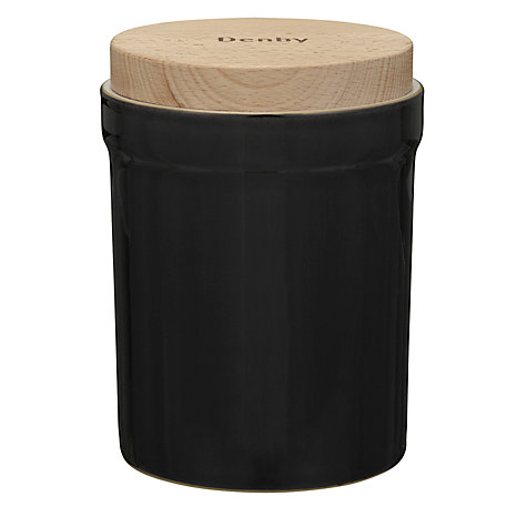 Buy Denby Jet Storage Jar Online at johnlewis.com