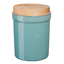 Buy Denby Azure Storage Jar Online at johnlewis.com