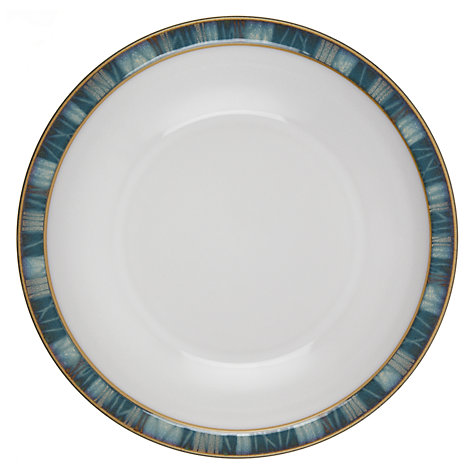 Buy Denby Azure Coast Rimmed Bowl Online at johnlewis.com