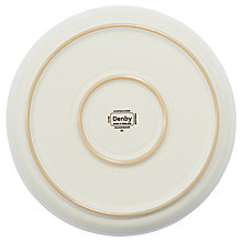 Buy Denby Linen Breakfast Plate Online at johnlewis.com