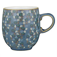 Buy Denby Azure Coast Shell Mug Online at johnlewis.com