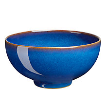Buy Denby Imperial Blue Rice Bowl Online at johnlewis.com