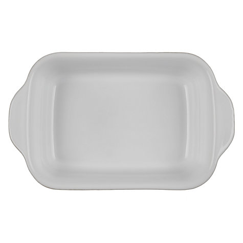 Buy Denby Azure Small Oblong Serving Dish Online at johnlewis.com