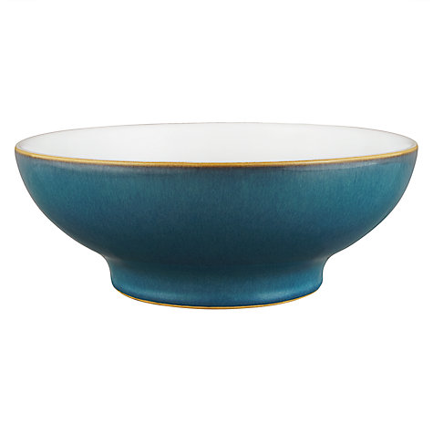 Buy Denby Azure Serving Bowl Online at johnlewis.com