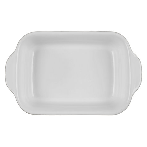 Buy Denby Jet Oblong Serving Dish Online at johnlewis.com