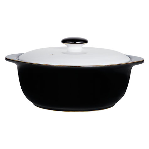 Buy Denby Jet Casserole Dish Online at johnlewis.com