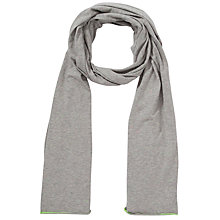 Buy Collection WEEKEND by John Lewis Marl Viscose Scarf, Grey Online at johnlewis.com