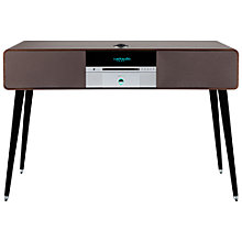 Buy Ruark R7 DAB/FM/CD Bluetooth Wi-Fi DLNA Wireless All-In-One Music System, Walnut Online at johnlewis.com
