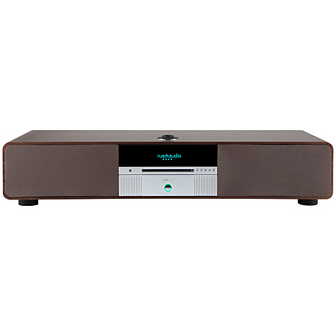 Buy Ruark R7 DAB/FM/CD Bluetooth Wireless Integrated Music System, Walnut Online at johnlewis.com