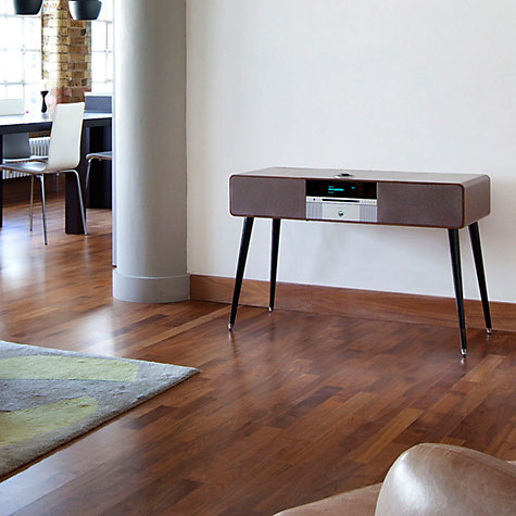 Buy Ruark R7 DAB/FM Radio & CD Bluetooth Wi-Fi DLNA Wireless All-In-One Music System, Walnut Online at johnlewis.com
