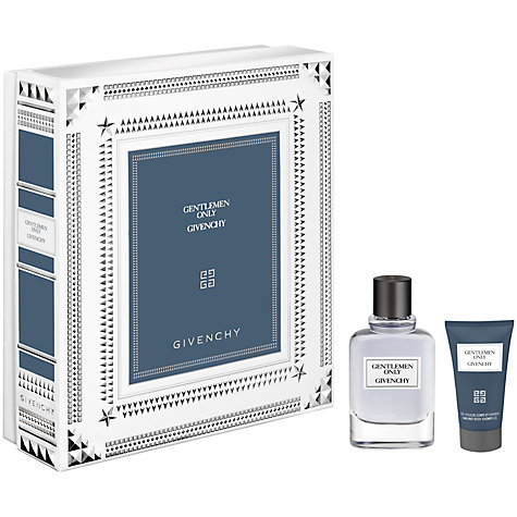 Buy Givenchy Gentlemen Only Eau de Toilette Fragrance Set, 50ml Online at johnlewis.com
