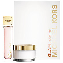 Buy Michael Kors Glam Jasmine Eau de Parfum Fragrance Gift Set, 50ml Online at johnlewis.com