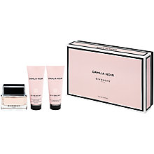 Buy Givenchy Dahlia Noir Eau de Parfum Fragrance Set, 50ml Online at johnlewis.com