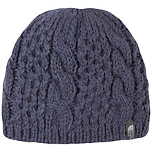 Buy The North Face Cable Knit Beanie Online at johnlewis.com