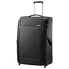 Buy Carlton O2 2-Wheel Medium Suitcase, Black Online at johnlewis.com