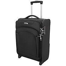 Buy Samsonite New Spark 2-Wheel Small Cabin Suitcase, Graphite Online at johnlewis.com