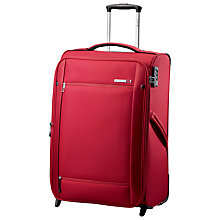 Buy Carlton O2 2-Wheel Medium Suitcase, Crimson Red Online at johnlewis.com