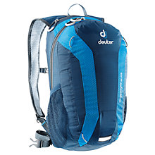 Buy Deuter Speed Lite 15 Backpack, Navy Online at johnlewis.com