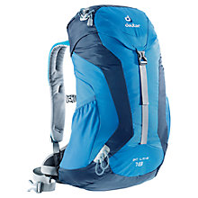 Buy Deuter AC Lite 18 Backpack, Blue Online at johnlewis.com