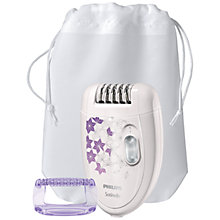 Buy Philips HP6422/00 Satinelle Epilator Online at johnlewis.com