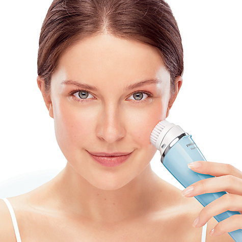 Buy Philips SC5265/12 VisaPure Facial Cleansing Brush Online at johnlewis.com